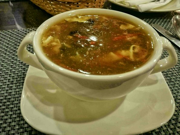 Pomelo Avenue-Hot N Sour Soup