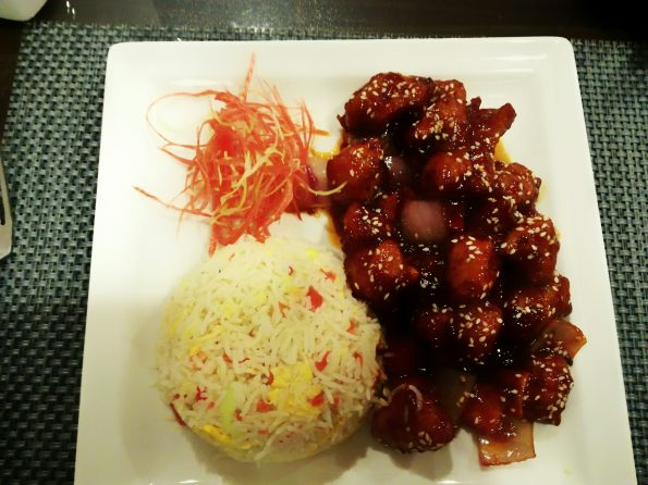 Pomelo Avenue- Shanghai Chicken