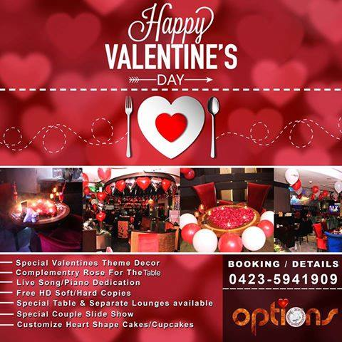 Options Valentine Offer
