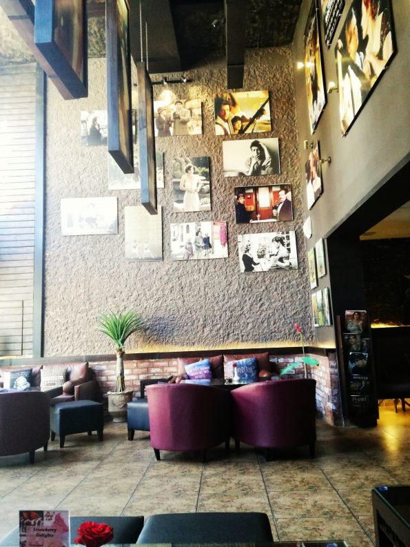 The Urban Cafe Yogilicious - Interior