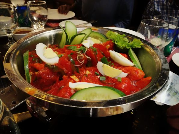 Bundu Khan - Chicken Shashlik