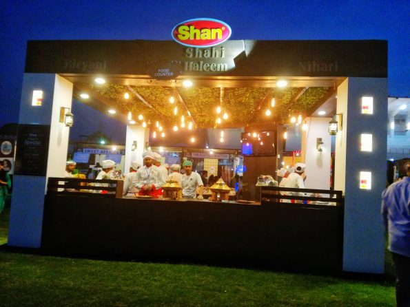 Shan Stall