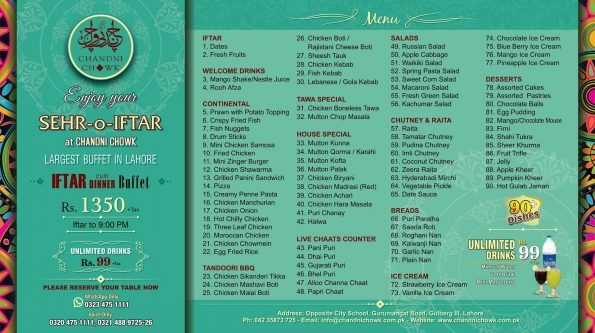Best Ramadan Deals 2017 Review - Ottutu Your Ultimate Food Guide