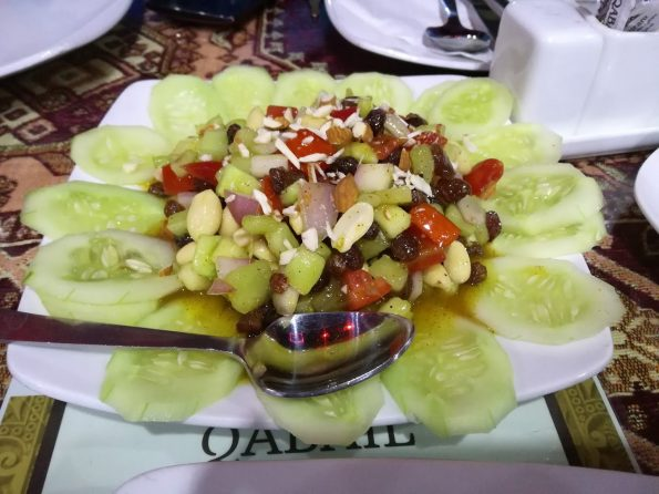 Qabaili Salad - Qabail