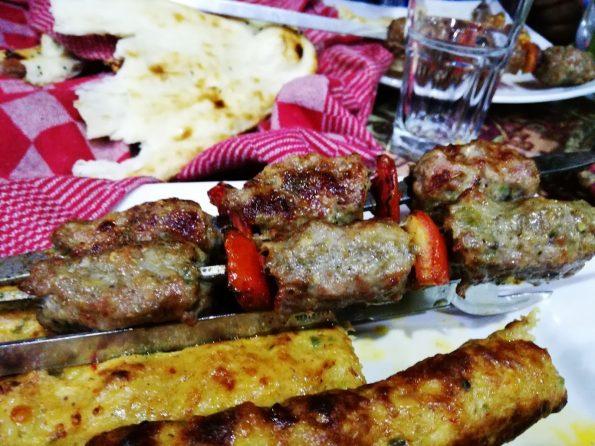 Afghani Mutton Kabab - Qabail