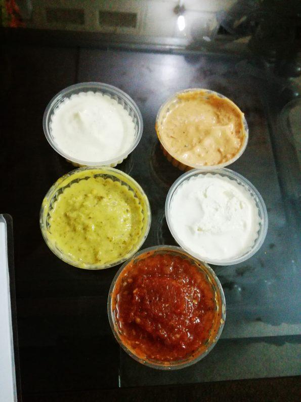 Burritoz - Sauces