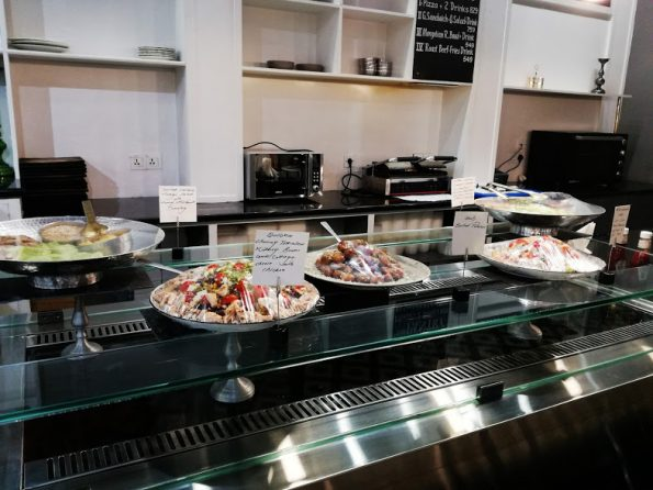 The Pantryby Polo Lounge - Salad Display