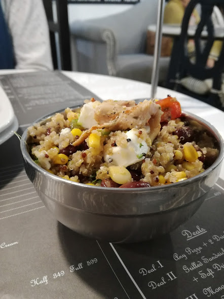 The Pantry by Polo Lounge - Quinoa Salad