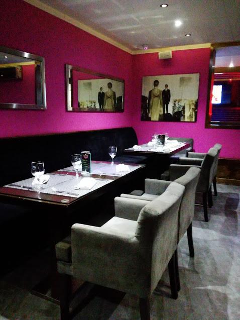 X2 Cafe - Interior