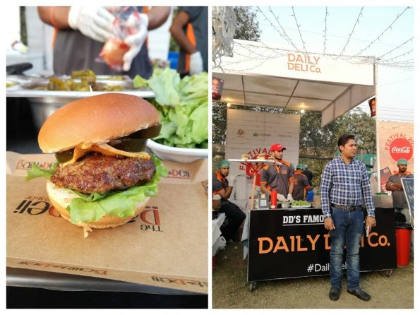 Coke Food Festival - Daily Deli Co.