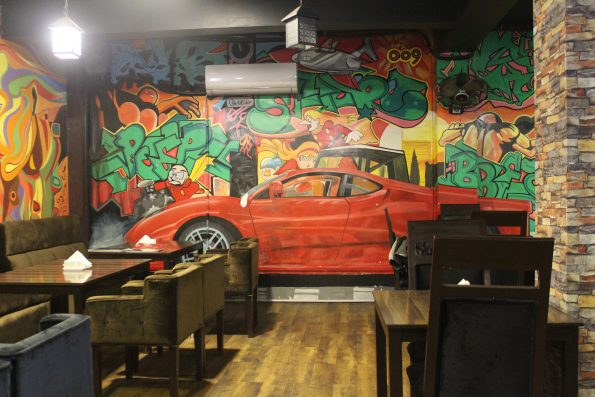 Chai Studio - Interior