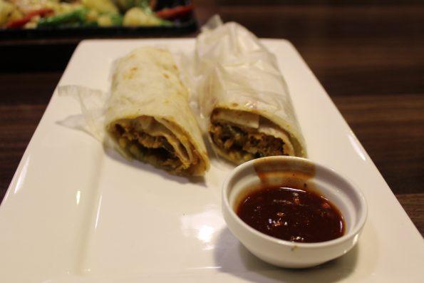 Chai Studio - Spicy Chicken Wrap