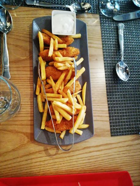 Tierra Nuestra - Fish N Chips