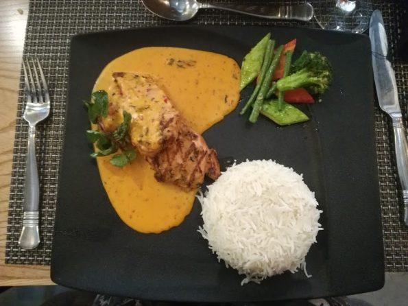 Tierra Nuestra - Moroccan Chicken
