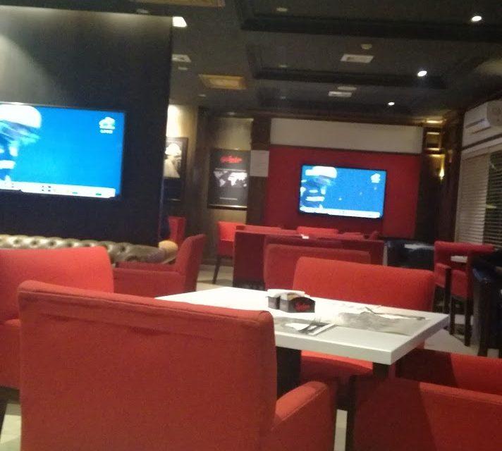 Cafe Barbera - Interior