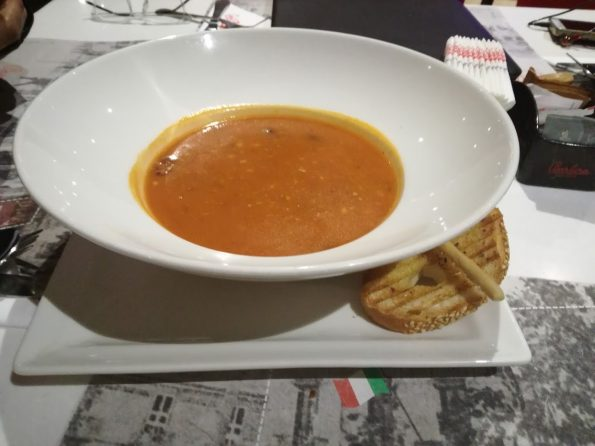 Cafe Barbera - Chili Bean Soup