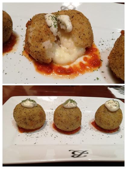 Butlers Cafe - Italian Mozzarella Bites