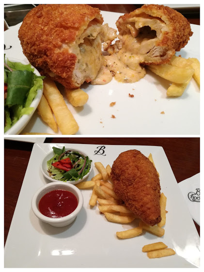 Butlers Cafe - Crumbed Chicken
