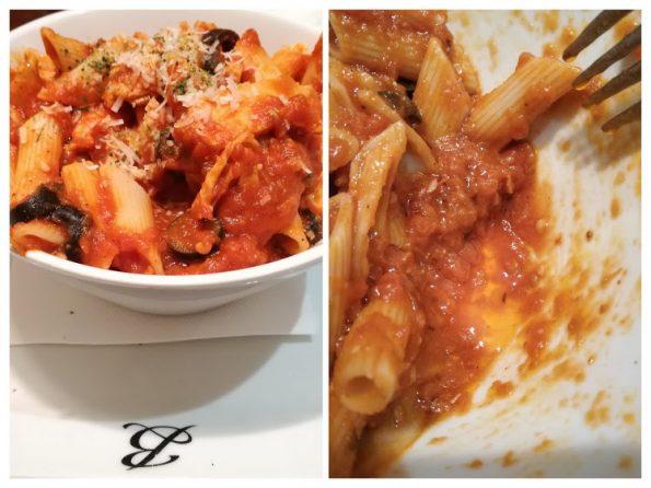Butlers Cafe - Arrabiata Pasta