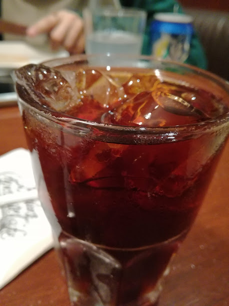 Butlers Cafe - Peach Ice Tea