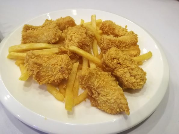 Black Pearls Cafe -Fish N Chips