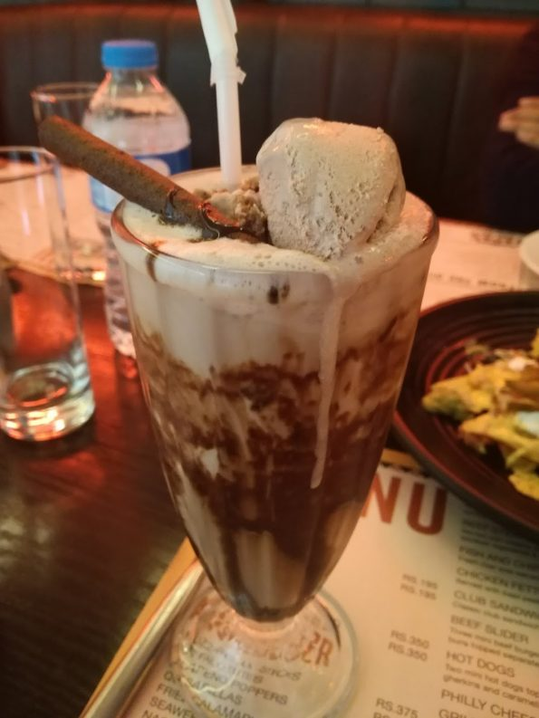 Tapas Fusion Bar - Chocolate Mint