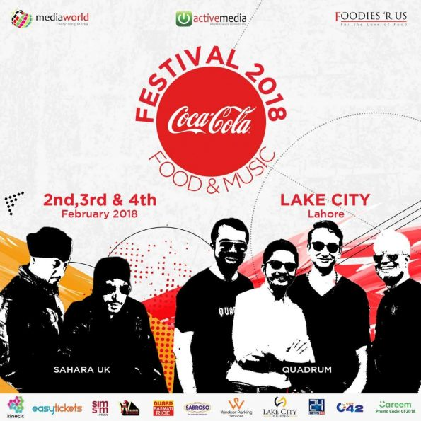 CokeFest 2018 - Performers