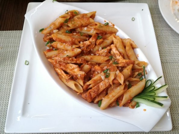 Supper House - Penne Arrabiata