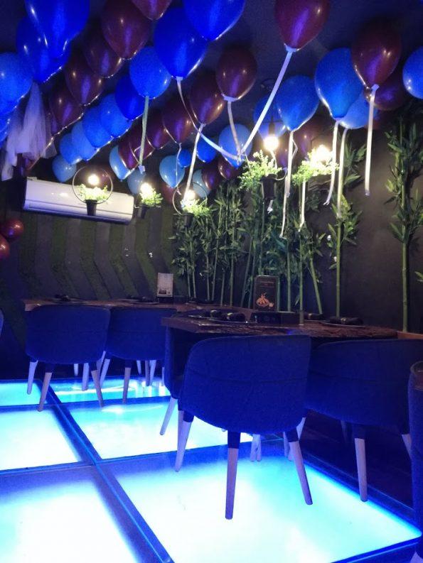 Antique Cafe - Aquarium Hall