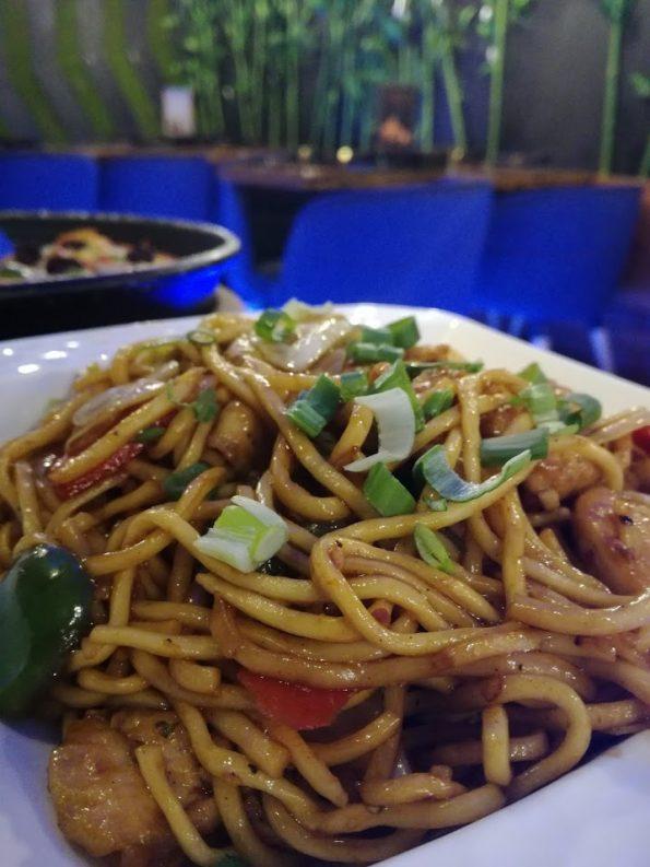 Chicken Chow Men - Antique Cafe