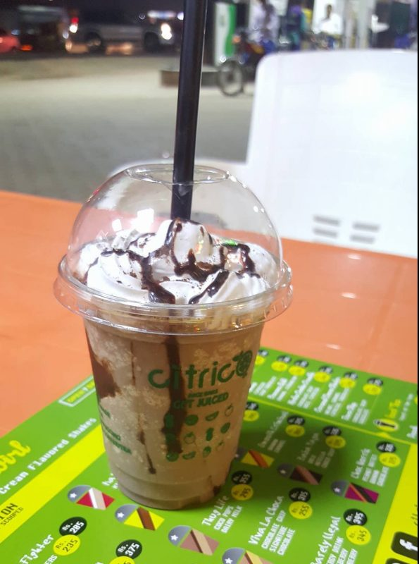 Mocca Cookie Crumble - CitricO