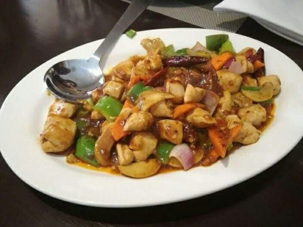 House Of Chinese - Scechuan Chicken