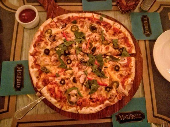 Maribelle - Chicken Jalapeno Pizza