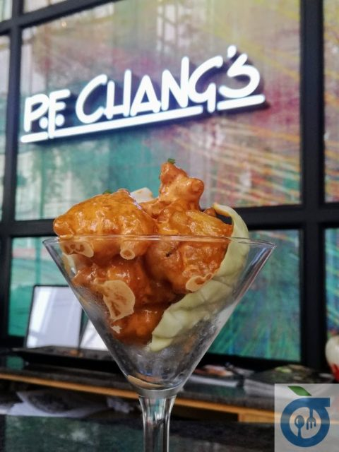 PF Chang's - The Original Dynamite Shrimps