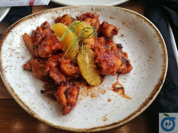 PF Chang's - Orange Peel Chicken