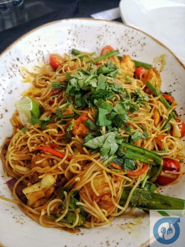 PF Chang's - Singaporean Street Noodles