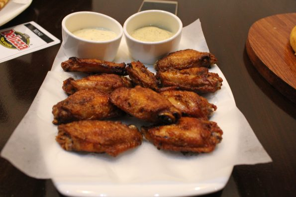 Delizza - Oven Baked Wings