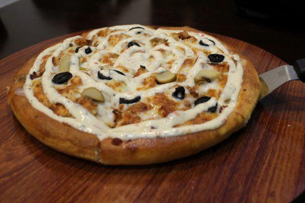 Delizza - Mayo Pizza (M)