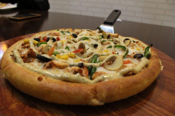 Delizza - Special Pizza