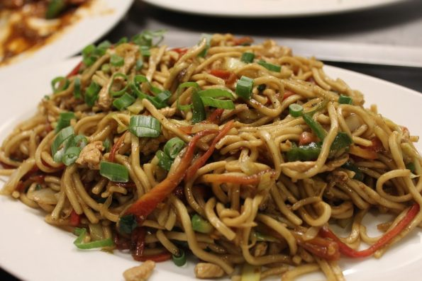 Asian Aroma - Chow Mein