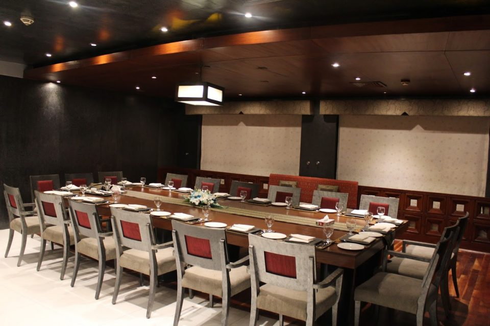 Asian Aroma - Private Dining Hall