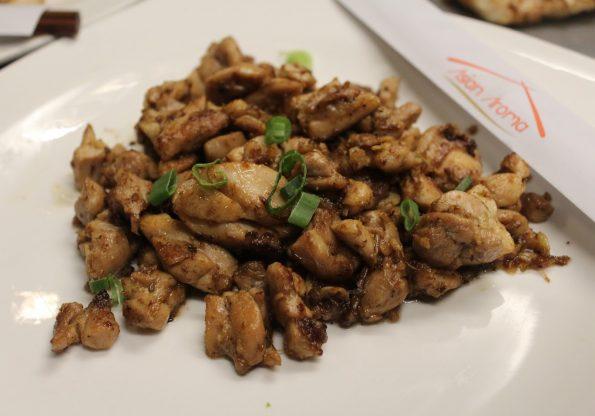 Asian Aroma - Chicken Tori Teppanyaki)