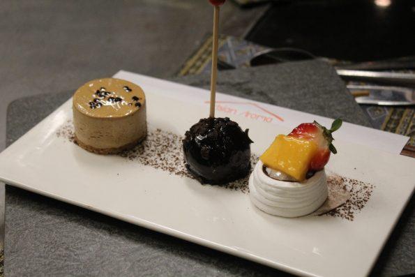 Asian Aroma - Dessert Platter
