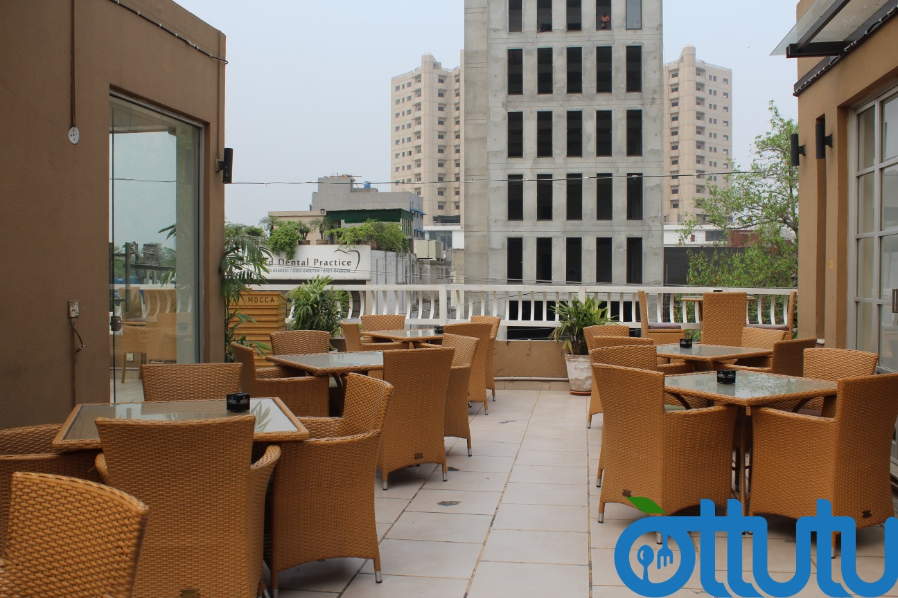 Mocca Cafe - Rooftop