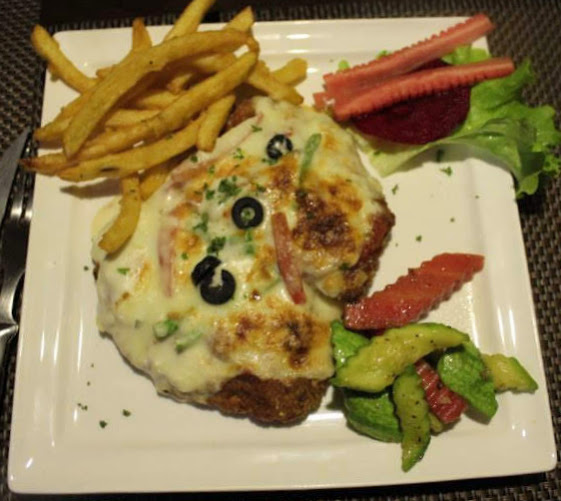 Smokeys Texas Grill - Parmesan Chicken