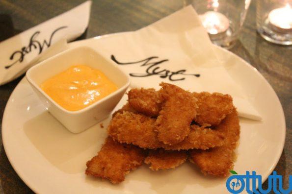 Myst Cafe - Crispy Chicken Tenders
