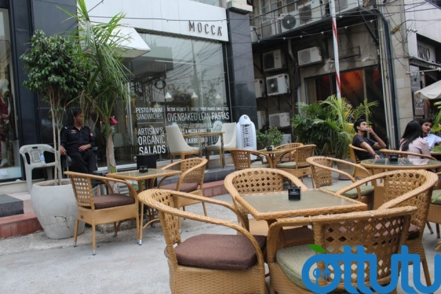 Mocca Cafe - Open Air