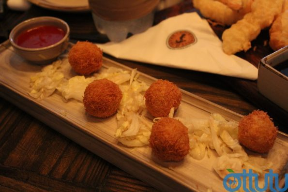 Dock 27 - Texas Cheese Poppers