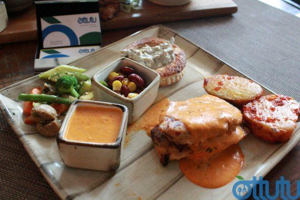 Dock 27 - Dual Deck Poulet Steak