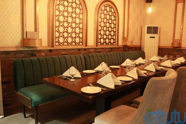 Inside Wazwan